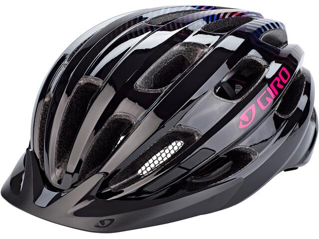 Giro Register Helm Damen black/floral daze